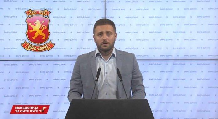 VMRO-DPMNE pajtohet që zgjedhjet të mbahen më 17 tetor