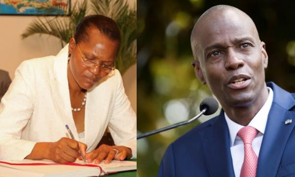Gjykatësja e shkarkuar e Gjykatës Kushtetuese, e dyshuar për vrasjen e presidentit të Haitit