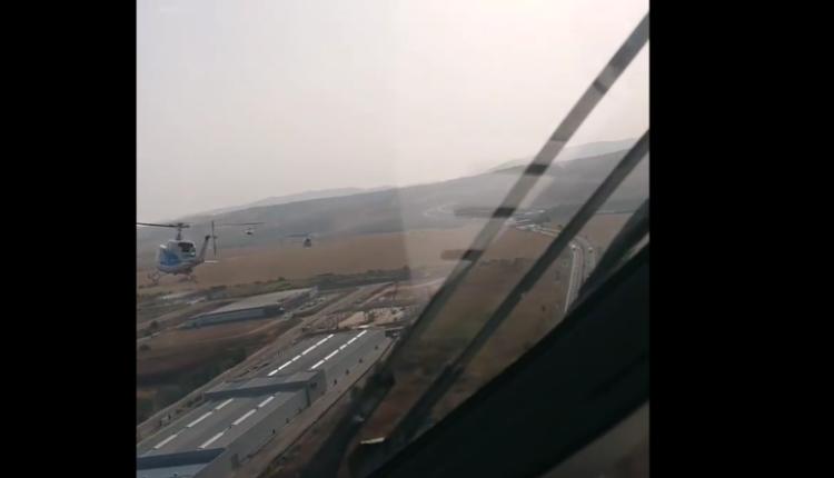 Pesë helikopterë do të ndërhyjnë në rajonin e Pehçevës