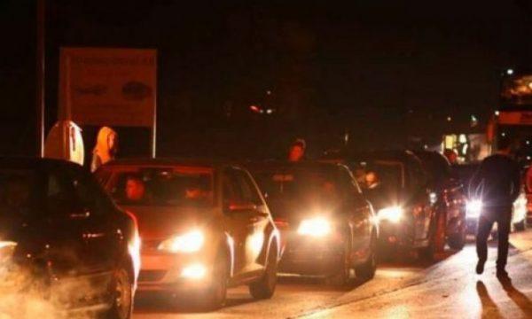 Kjo është gjendja në pikat kufitare në hyrje-dalje të Kosovës