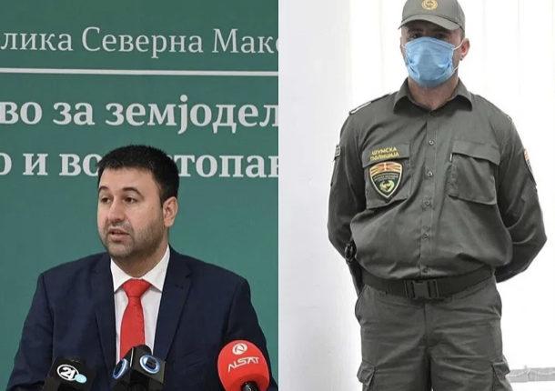 Pas 22 viteve, Policia Pyjore në Shkup me udhëheqës shqiptar