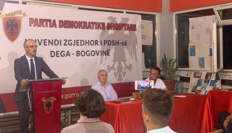 Arkitekti Dashmir Arifi kandidat i PDSH-së për kreun e Komunës së Bogovinës
