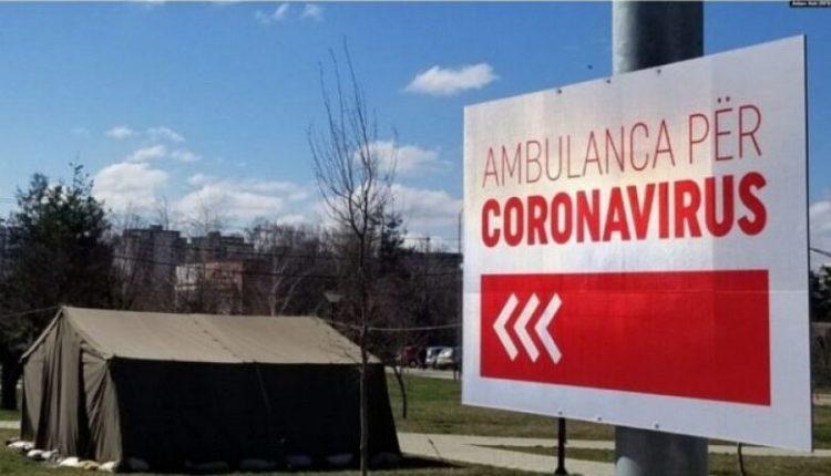 Një viktimë dhe 221 raste të reja me koronavirus në Kosovë