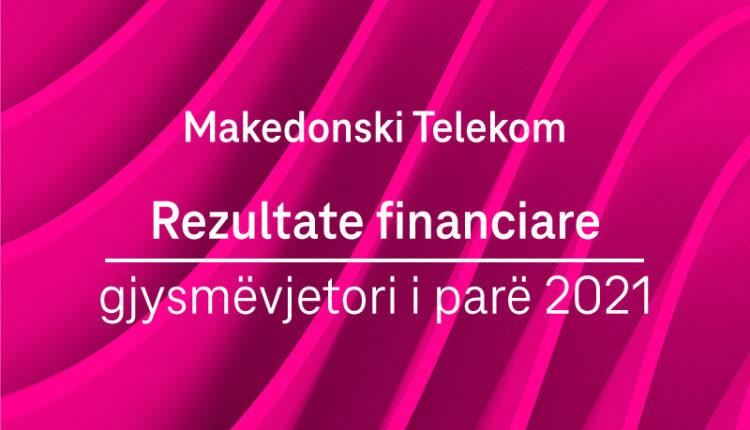 Telekomi i Maqedonisë me rritje në gjysmëvjetorin e parë dhe modernizim i vazhdueshëm i rrjetit
