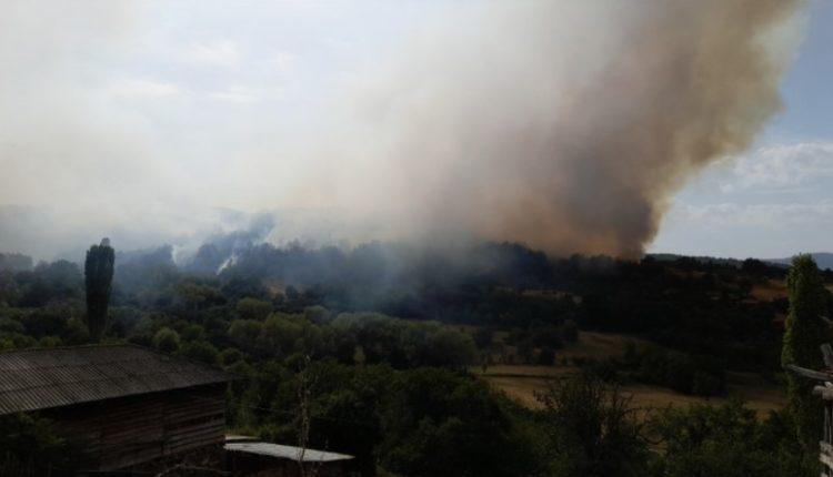 Zjarri në Pasjak ka përfshirë një pjesë të shtëpive, është evakuuar popullata