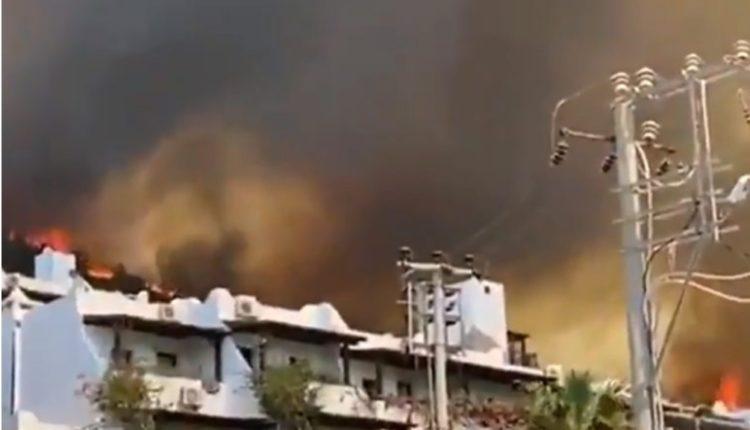 Të paktën gjashtë të vdekur në zjarret në Turqi