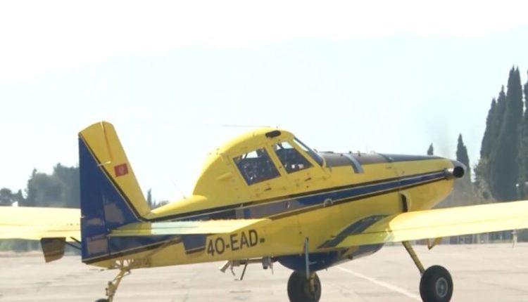 Aeroplanët për shuarjen e zjarreve qëndrojnë në hambar, nuk servisohen prej dy vitesh