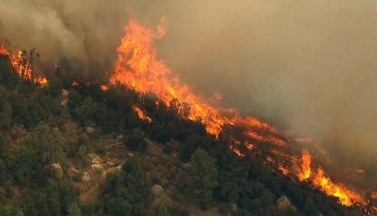Maqedonia e Veriut vazhdon të digjet, 9 zjarre ende aktive