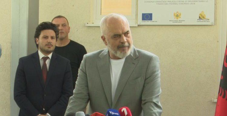 Hapet pika doganore me Malin e Zi në Grabom, Rama: Do shembim barrierat burokratike