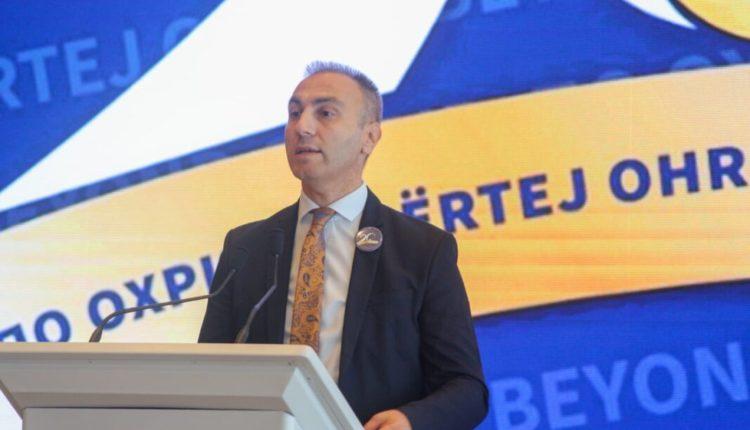 Zëvendëskryeministri Grubi në një tjetër aktivitet për shënimin e 20 vjetorit të Marrëveshjes së Ohrit