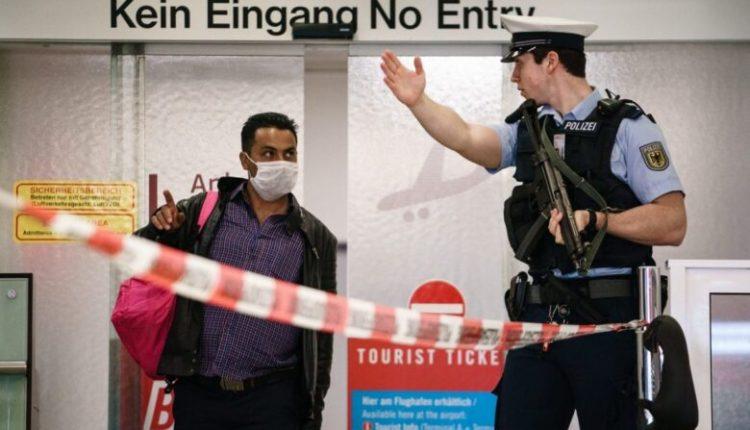 Ashpërsimi i masave, autoritetet gjermane kontrollojnë aeroporte, trena e autostrada