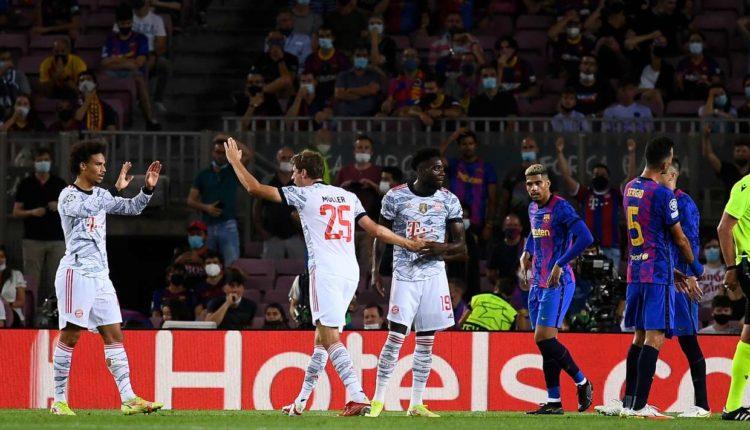 Bayern thellon dominimin ndaj Barçës, Lukaku nderon Chelsea-n