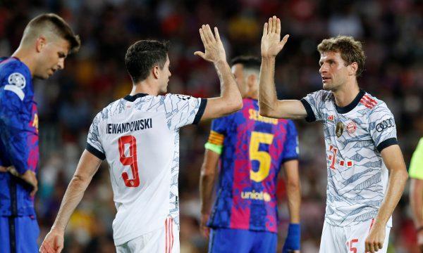 Bayern i jep leksione Barcelonës, fitojnë Juventusi dhe Chelsea