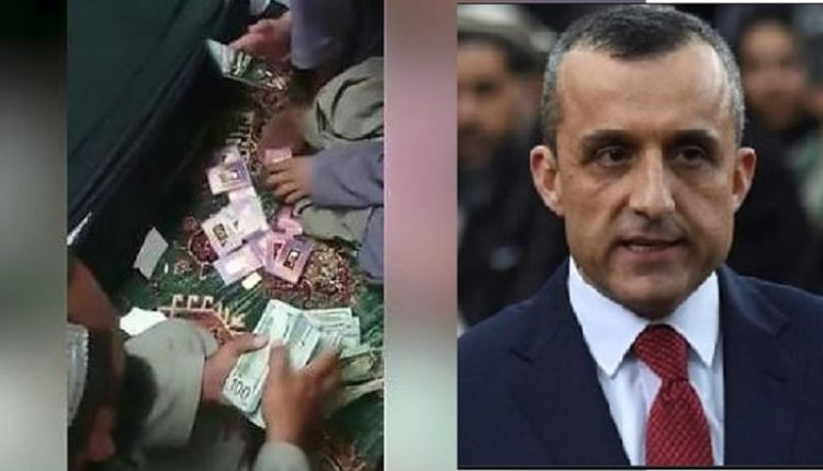 Super-vila e florinjtë të ish-zv.presidentit afgan, tashmë strehë e luftëtarëve talibanë