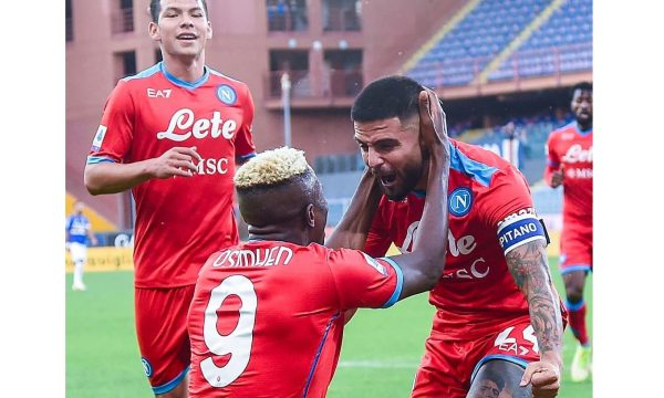 Napoli është për titull, gabon Lazio