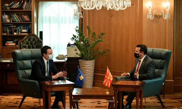 Këto janë 11 marrëveshjet e nënshkruara sot mes Kosovës dhe Maqedonisë së Veriut
