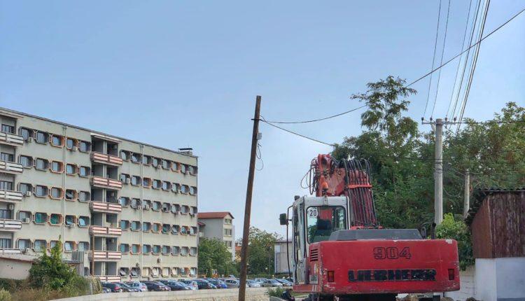 Rikonstruimi i rrugës Lenin në Tetovë! (FOTO)