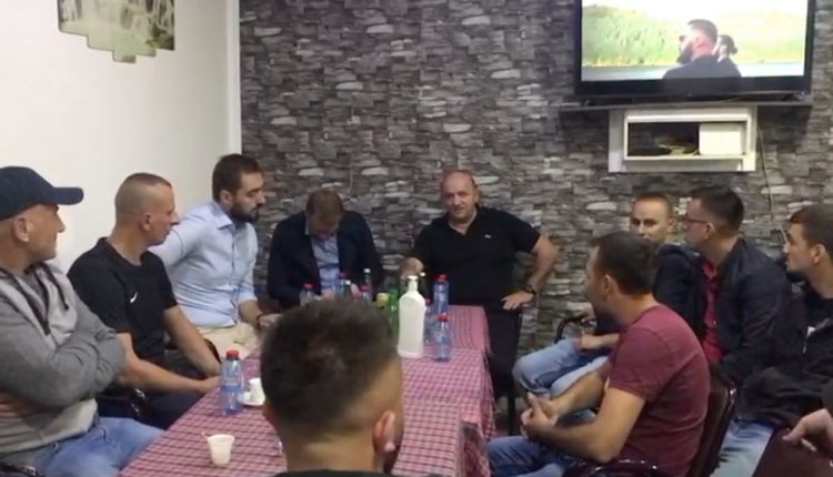 Sadi Bexheti në Malësinë e Sharrit: Votoni 11 që të ndryshojë Tetova