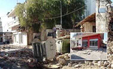 Tërmeti me magnitudë 5.8 në Kretë, shënohet viktima e parë