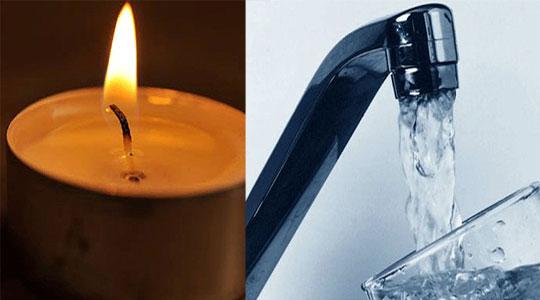 Këto vendbanime të Shkupit nesër do të mbesin pa ujë dhe pa energji elektrike