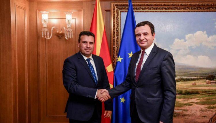 Zaev për Kurtin: Nëse përplasemi me Kosovën, duhet edhe me Hungarinë për shkak të azilit