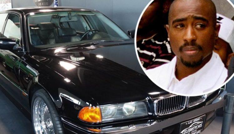 Del në shitje BMW-ja në të cilën u vra Tupac