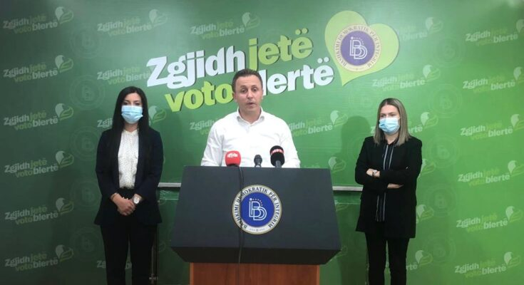 BDI prezanton programin për ndryshim në Gostivar