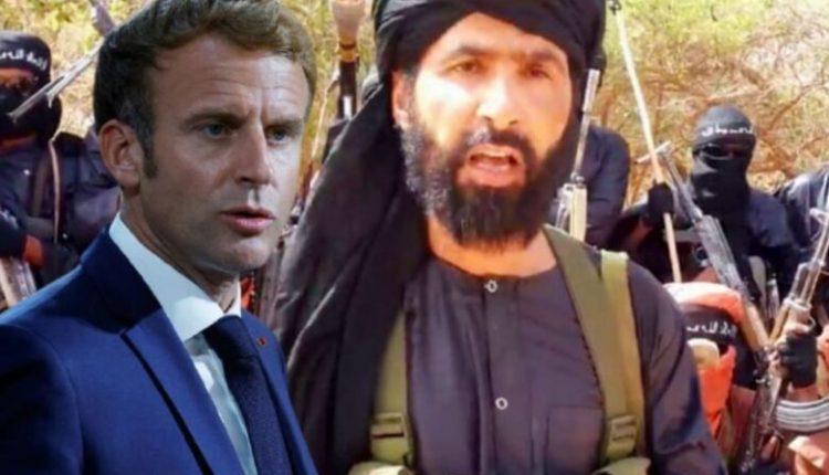 Walid al-Sahrawi është vrarë nga forcat franceze, tha Macron