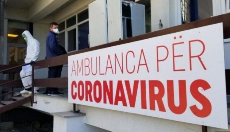 Dy të vdekur dhe 133 raste të reja me COVID-19 në Kosovë