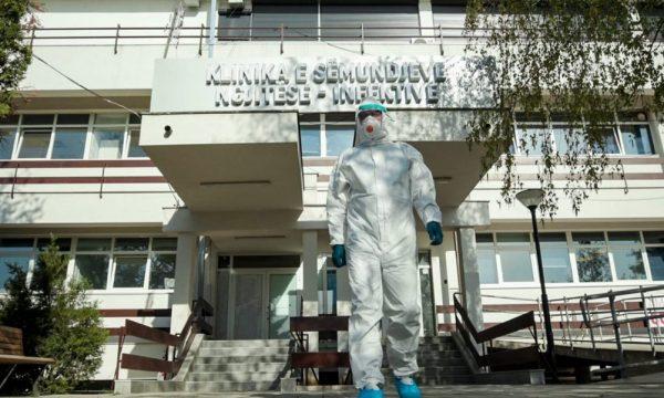 Pesë viktima dhe 77 raste të reja me virusin korona në 24 orët e fundit në Kosovë