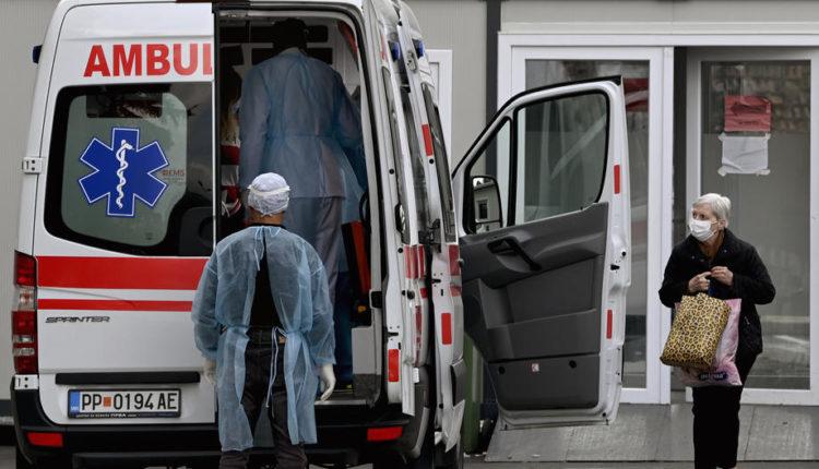 MSH: 78 për qind e rasteve të reja dhe 80 për qind e të hospitalizuarve me Kovid-19 ja në të pavaksinuar