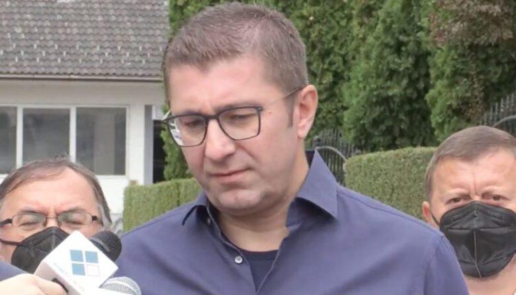 Deklaratat e Zaev për dorëheqje, Mickoski: Neveritëse