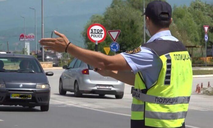 Tetovë-Gostivar: Janë zbuluar dhe sanksionuar gjithsej 30 tejkalime të shpejtësisë maksimale