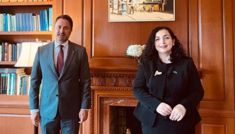 Osmani: Kosova është për vazhdimin e dialogut më Serbinë