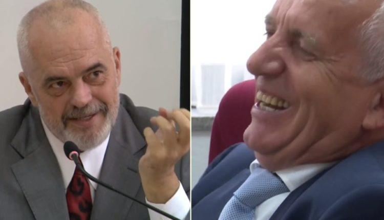 Ambasadori teshtin gjatë konferencës, Rama: Shëndet fjalë e vërtetë, teshti kur të themi diçka pozitive (VIDEO)