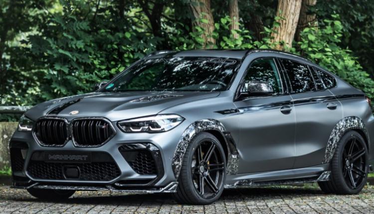 """BMW X6 M sjell me vete më shumë """"kuaj fuqi"""" dhe karbon"""