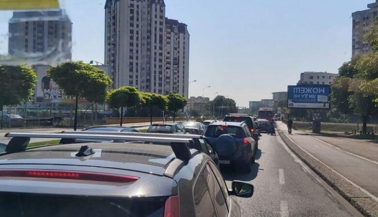 Shkup, sot regjim i posaçëm në trafikun e makinave