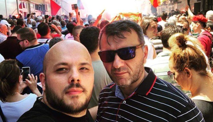 Kandidati VMRO-së Darko Kostovski kundër rregullimit urbanistik në lagjet shqiptare të Butelit ?!