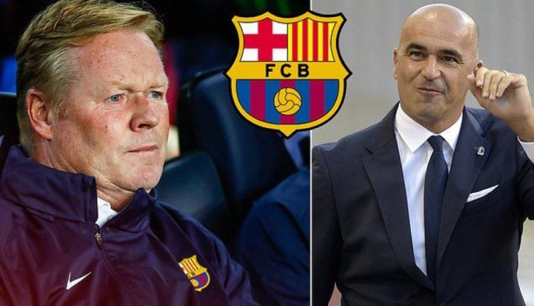 Zëvendësuesi i Koeman te Barcelona?! Roberto Martinez sqaron gjithçka