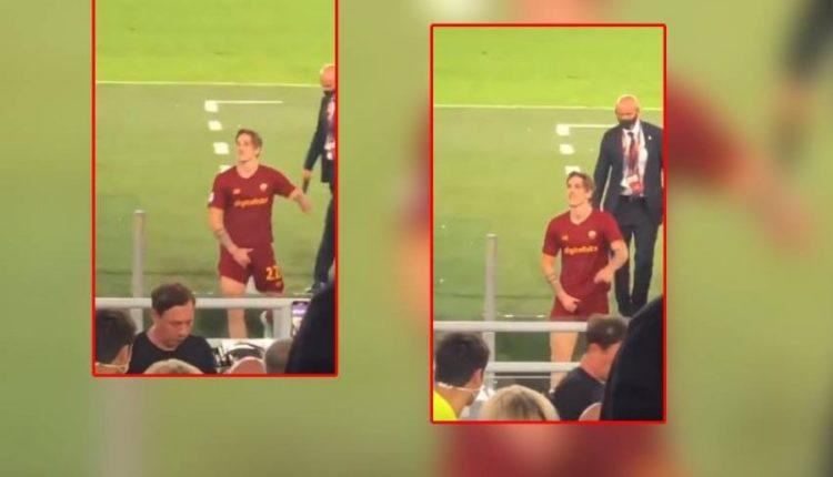 Bëri gjestin banal ndaj tifozëve të Lazios, ja çfarë u vendos për Nicolò Zaniolon