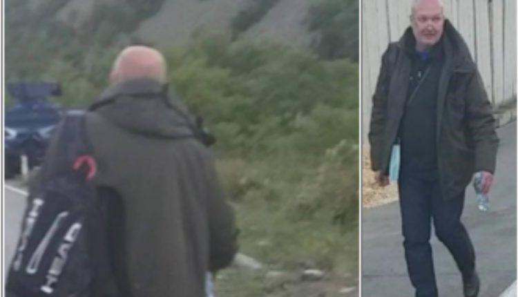 4 rusë me çanta misterioze mes serbëve në veri të Kosovës (FOTO)