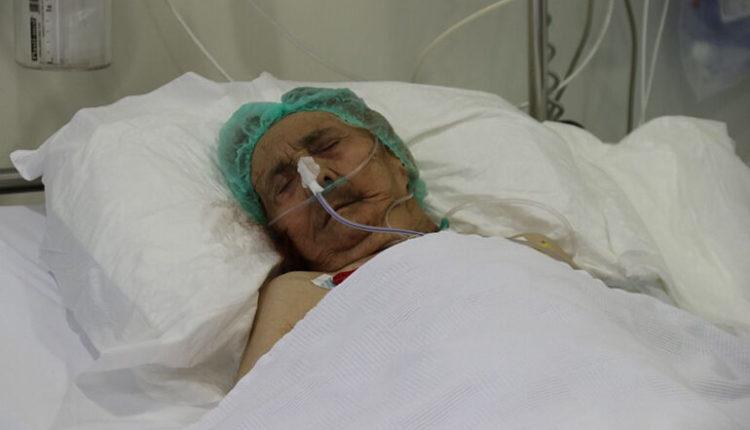 Gruaja 116-vjeçare fiton betejën me koronavirusin