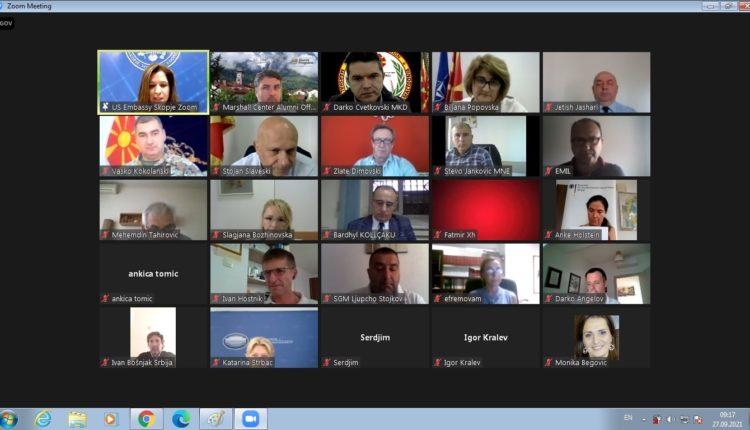 Forum i sigurisë në Ohër: Qasje kolektive për përgjigje të suksesshme ndaj kërcënimeve të reja të sigurisë