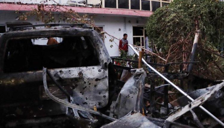Ushtria amerikane pranon gabimin: Vramë 10 civilë, qëlluam makinën e gabuar në Kabul