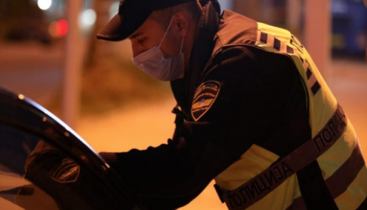 Shkup: 171 kundërvajtje në komunikacion, 48 për tejkalim të shpejtësisë