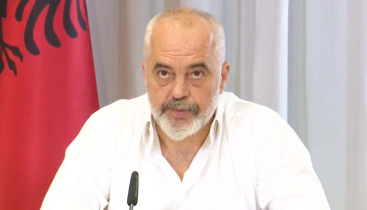 """""""Është një turp""""/ Rama kritika BE: Kosova i vetmi vend që nuk lëviz lirshëm!"""