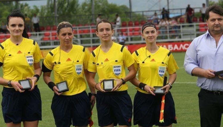 Kupa Botërore e futbollit për femra: Delegohen 4 refere nga RMV, Vjollca Izeiri asistente e parë e Ivana Projkovska