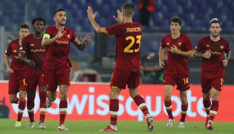 """Roma e Mourinhos njeh vetëm fitore, Pellegrini konfirmohet """"bomber"""""""
