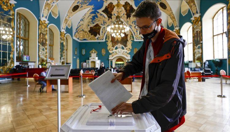 Zgjedhjet parlamentare në Rusi, votohet për 450 përfaqësues në Duma