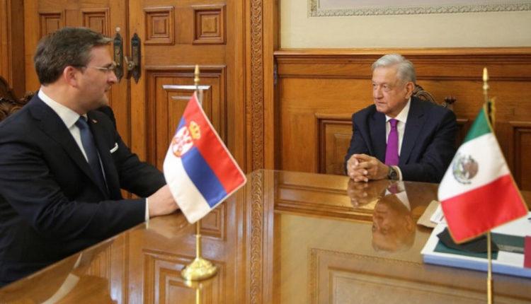 """Selakoviq: """"Serbia e vlerëson qëndrimin e Meksikës për mosnjohjen e Kosovës"""""""